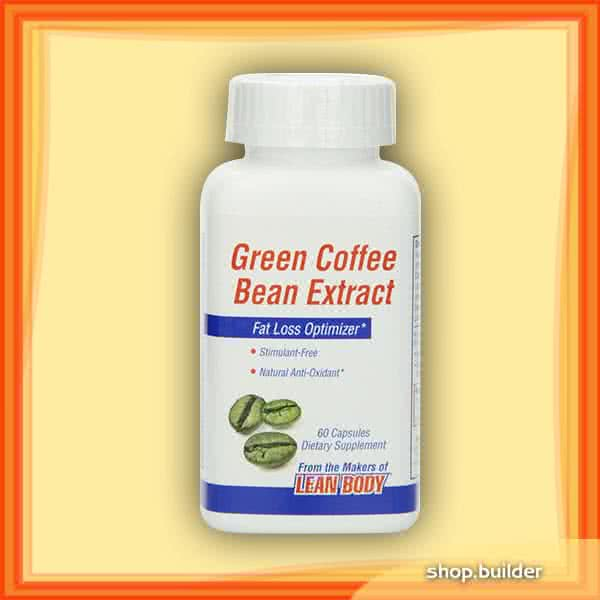 Labrada Nutrition Green Coffee Bean Extract 90 kap.