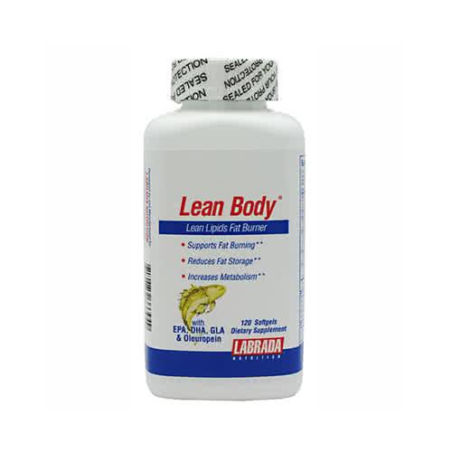 Labrada Nutrition Lean Body Lipid Complex 120 kap.
