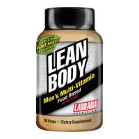 Labrada Nutrition Lean Body Mens Multi-Vitamin (60 kap.)