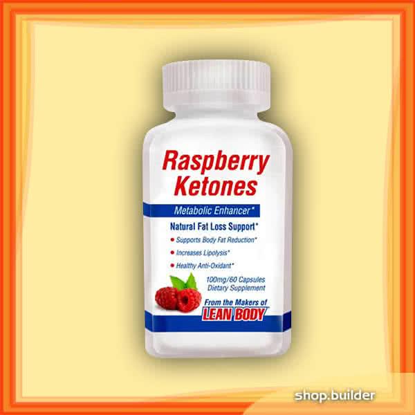 Labrada Nutrition Raspberry Ketones 60 kap.