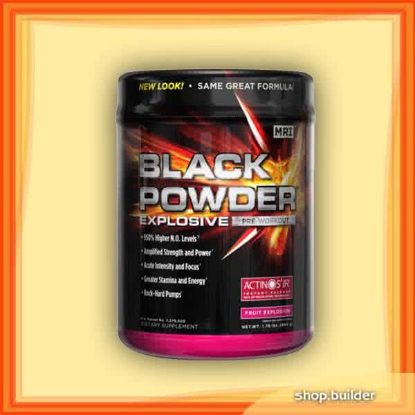 MRI Performance Black Powder 0,8 kg