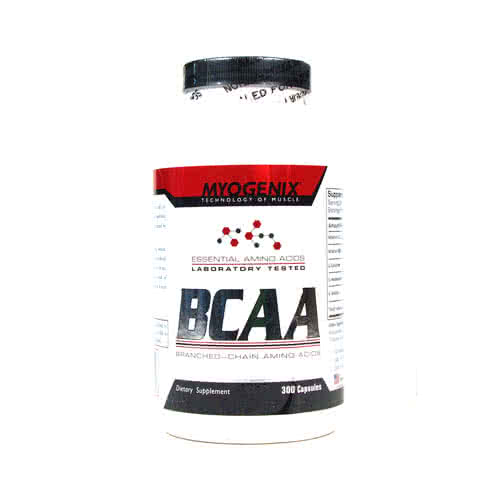 Myogenix BCAA 300 kap.