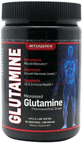 Myogenix Glutamine 400 gr.