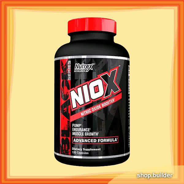 NutreX Research Niox Ultra 120 kap.