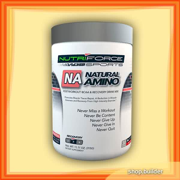 NutriForce Natural Amino 360 gr.