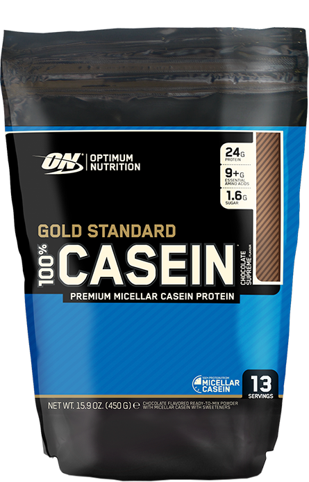 Optimum Nutrition 100% Gold Standard Casein 0,45 kg
