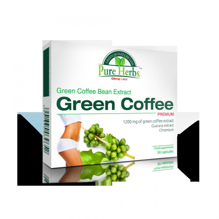 Olimp Sport Nutrition Green Coffee Premium 30 kap.