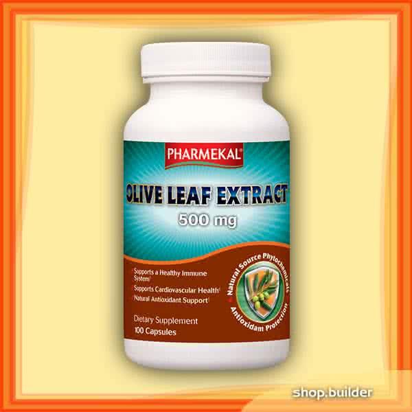 Pharmekal Olive Leaf Extract  100 kap.