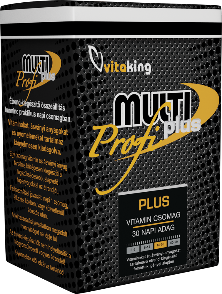 VitaKing Multi Plus Profi 30 pak.