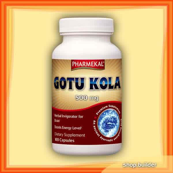 Pharmekal Gotu Kola 100 kap.