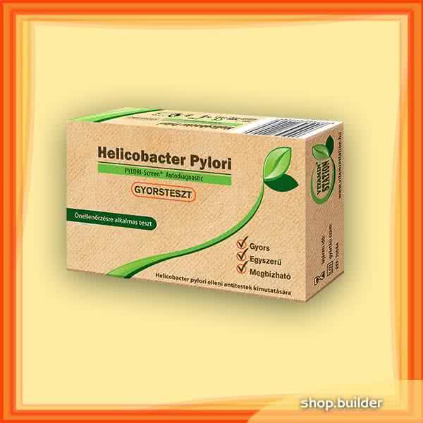 Vitamin Station Helicobacter Pylori gyorsteszt  1 gyorsteszt