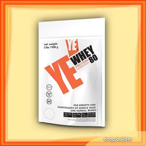 Ye Nutrition Whey 80 0,908 kg