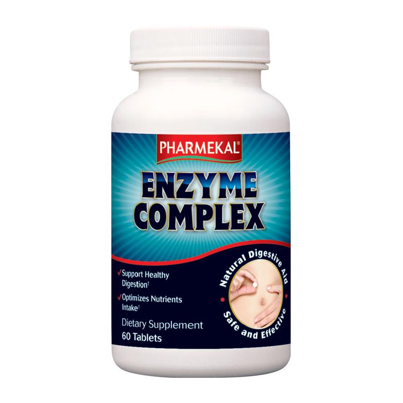 Pharmekal Enzyme Complex  60 tab.