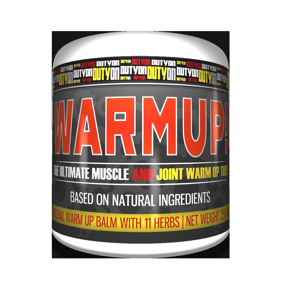 X-Egyéb Termék Warmup! 250 ml