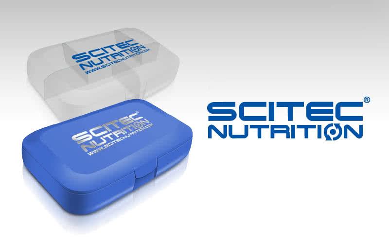 Scitec Nutrition Kapszulatartó
