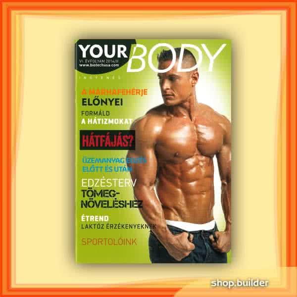 Könyvek/Magazinok Your Body 2014/2.