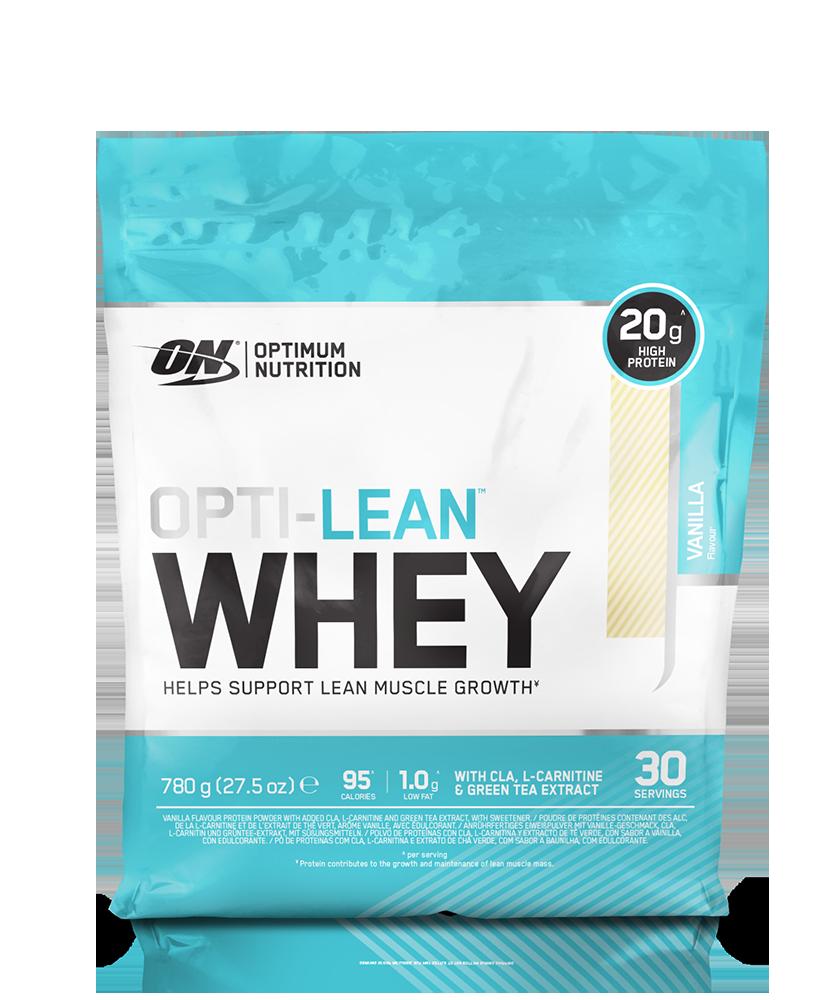 Optimum Nutrition Opti-Lean Whey 0,81 kg