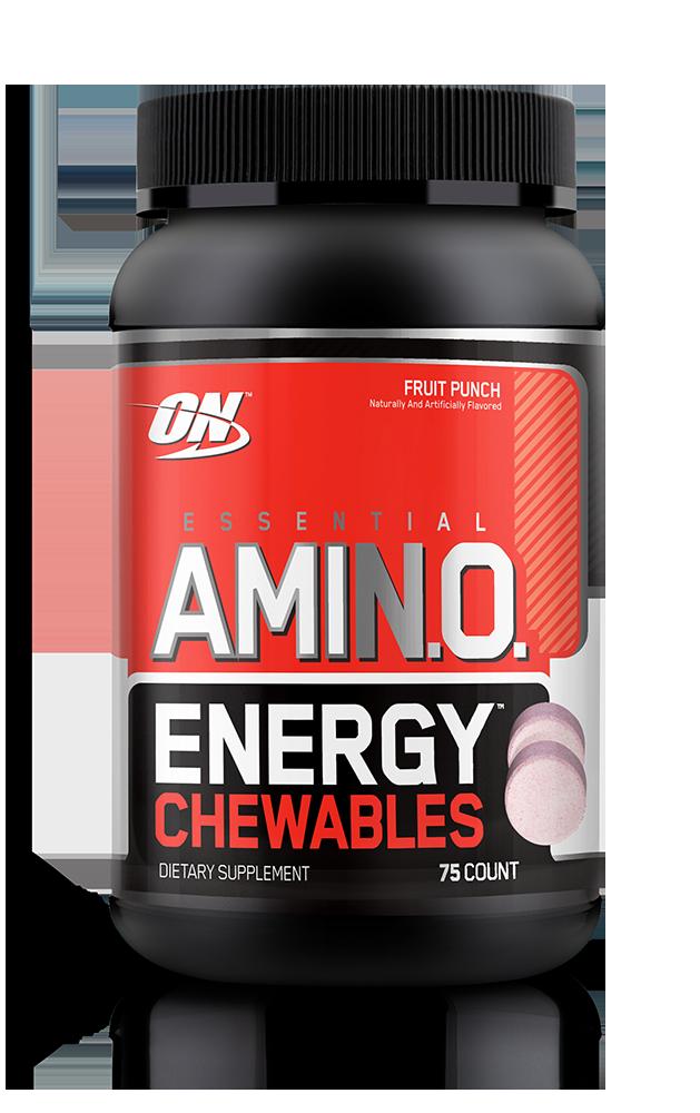 Optimum Nutrition Amino Energy Chewables 75 r.t.