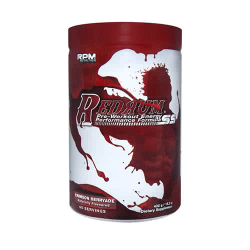 RPM Nutrition RedRum 432 gr.