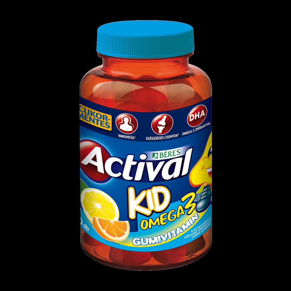 Béres Actival Kid Omega-3 30 r.t.
