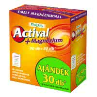 Béres Actival + Magnesium (90 tab.+30 tab.)
