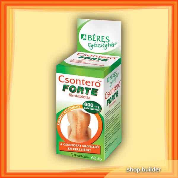 Béres Csonterő Forte 60 tab.