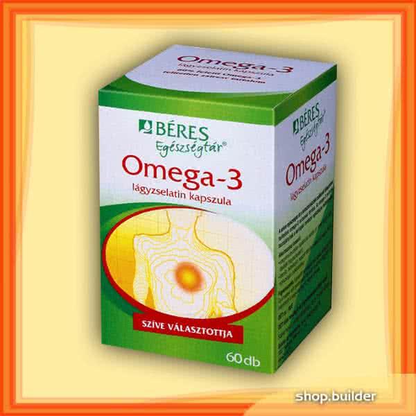 Béres Omega-3 60 kap.