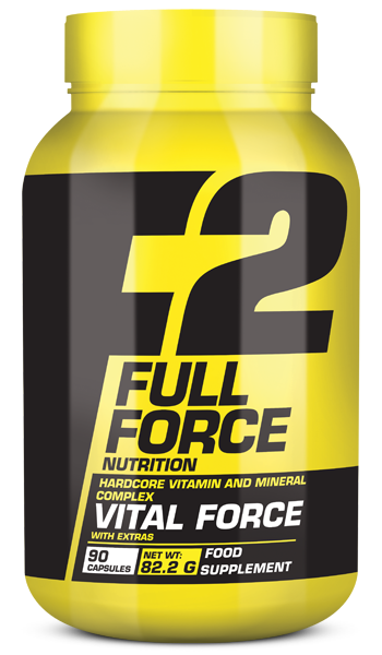 Full Force Vital Force 90 kap.