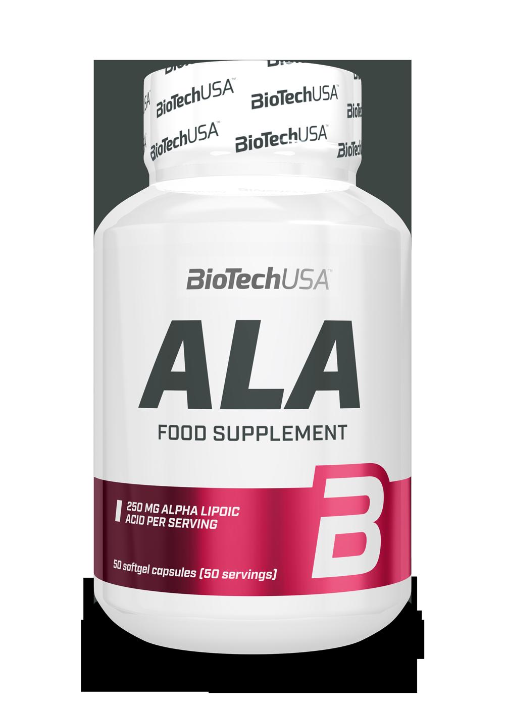 BioTech USA ALA 50 kap.