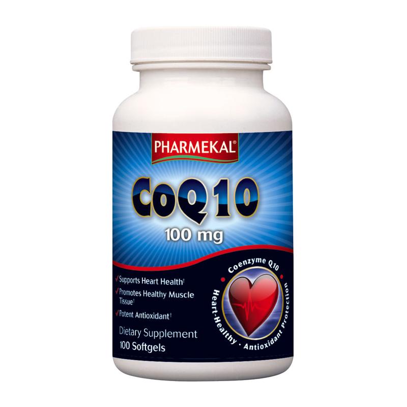 Pharmekal CoQ10 100mg 100 g.k.