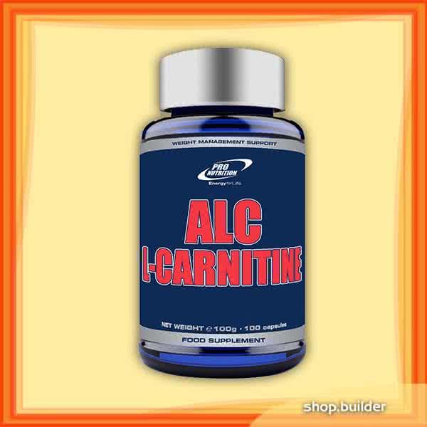 Pro Nutrition ALC L-Carnitine 100 kap.