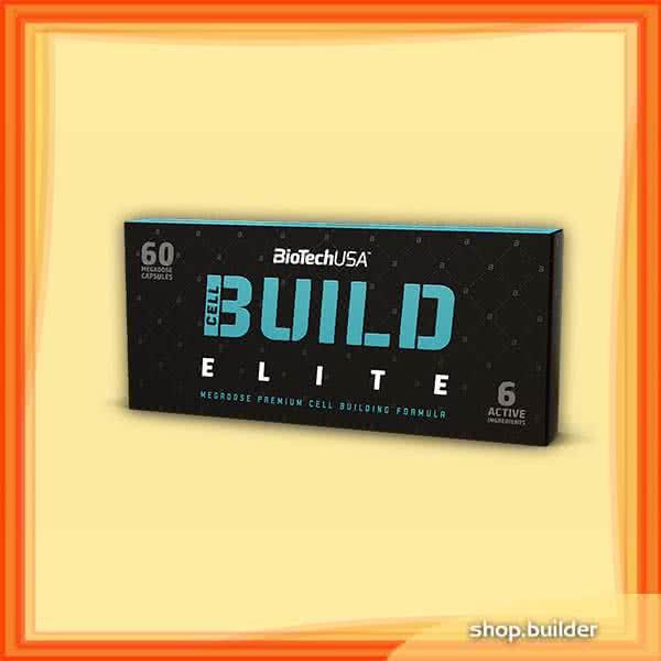 BioTech USA Cell Build Elite 60 kap.