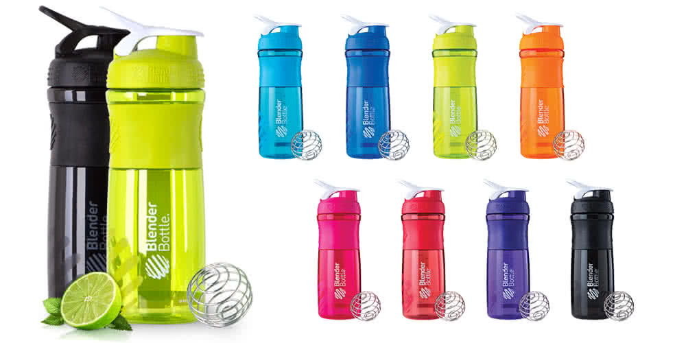 Blender Bottle BlenderBottle SportMixer