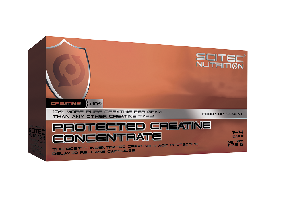 Scitec Nutrition Protected Creatine Concentrate 144 kap.