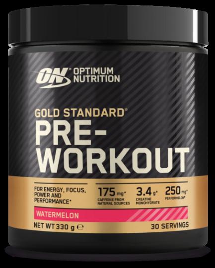 Optimum Nutrition Gold Standard Pre-Workout 330 gr.