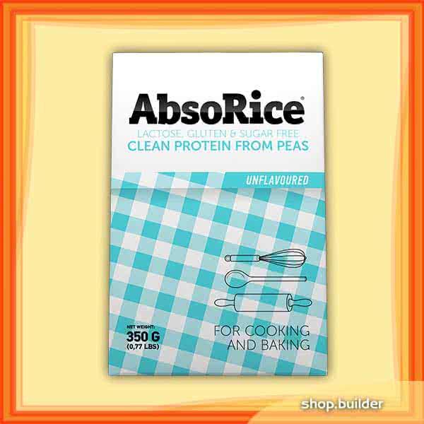 AbsoRice Borsó fehérje 0,35 kg