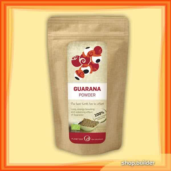 PlanetBio Guarana por 100 gr.