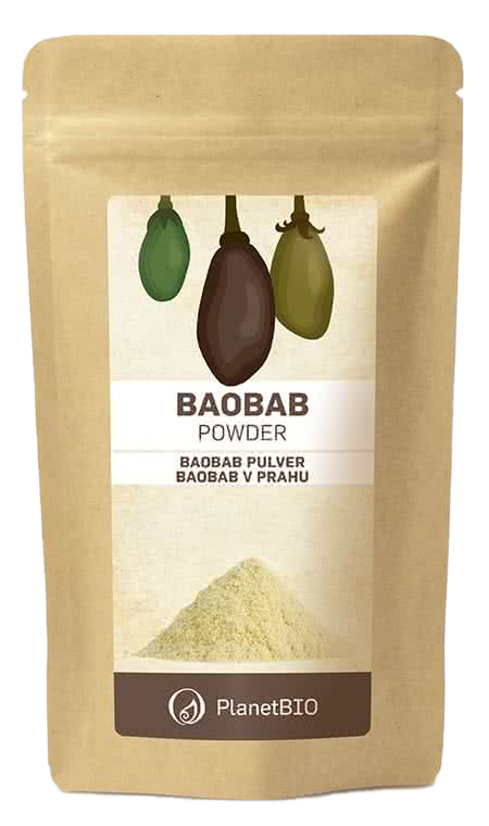 PlanetBio Baobab por 150 gr.