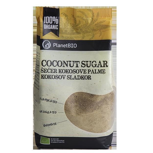 PlanetBio Kókuszvirág cukor 0,4 kg