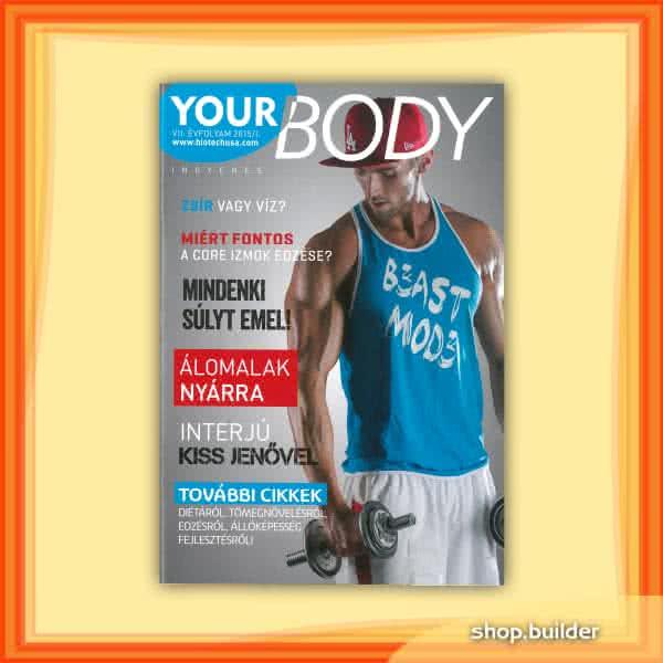 Könyvek/Magazinok Your Body 2015/I.