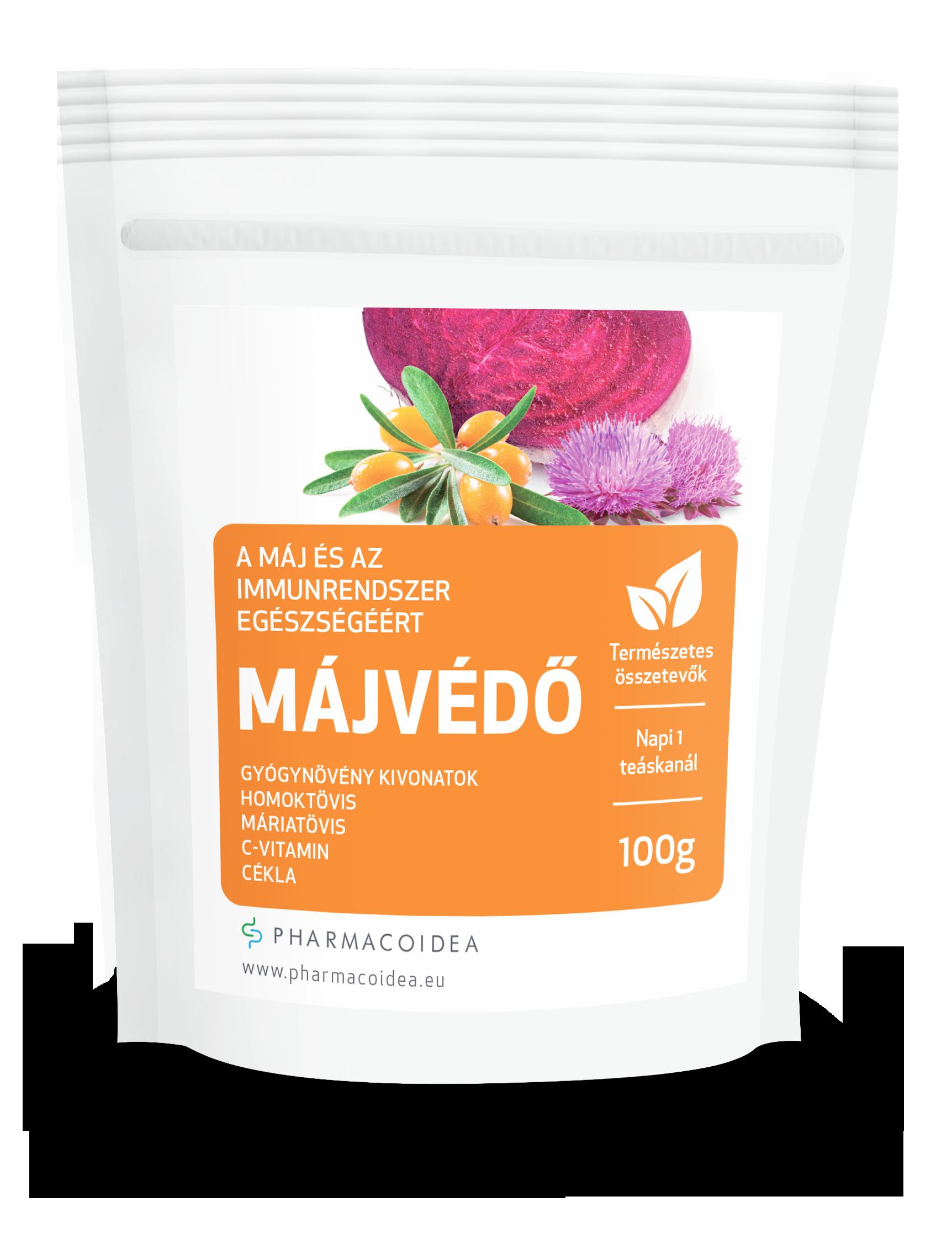 PharmacoIdea Májvédő 100 gr.