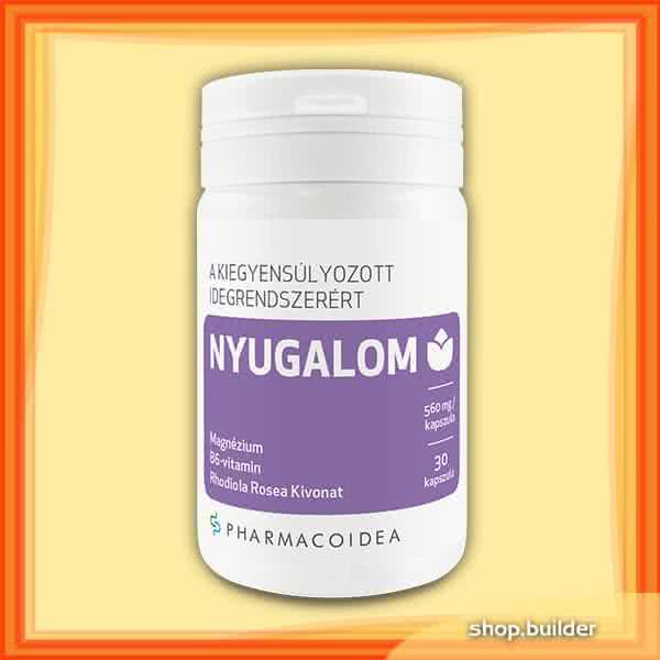 PharmacoIdea Nyugalom 30 kap.
