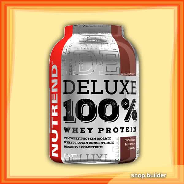 Nutrend Deluxe 100% Whey Protein 2,25 kg