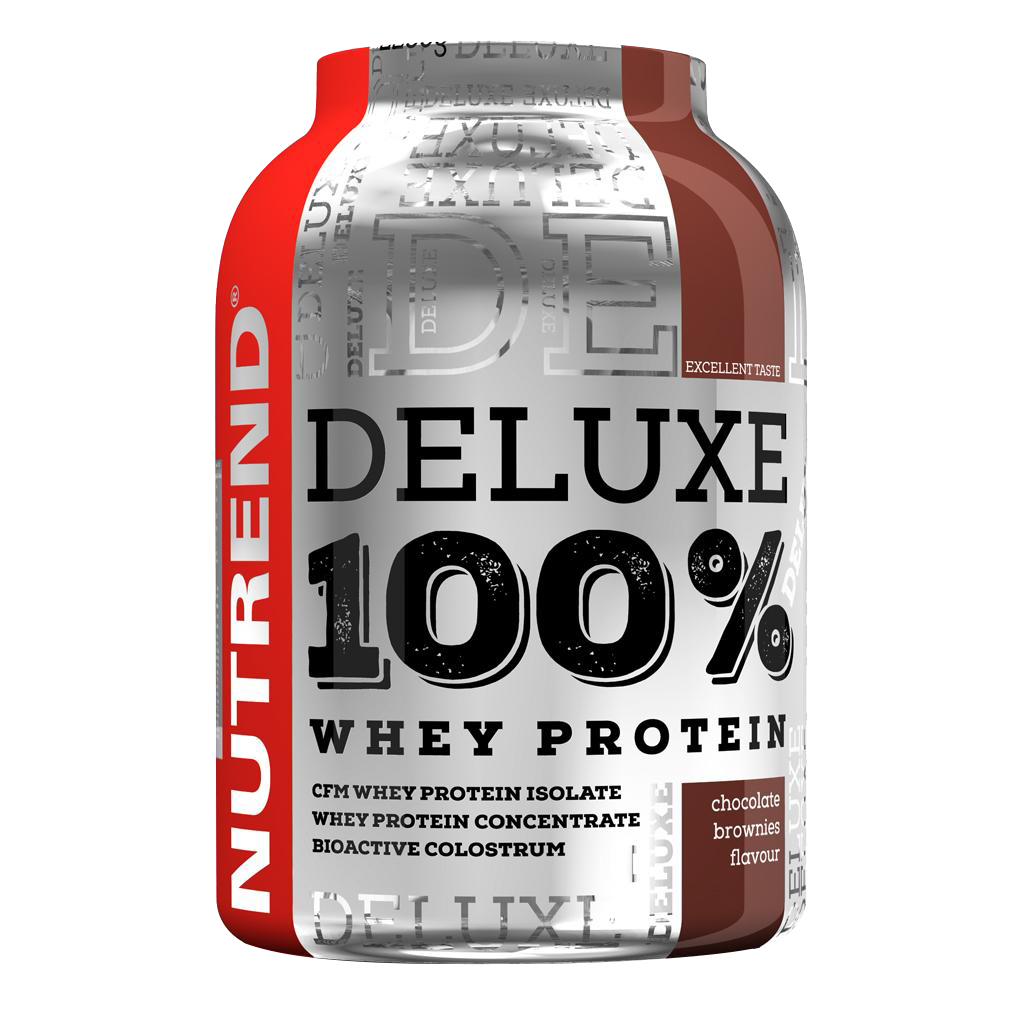 Nutrend Deluxe 100% Whey Protein 0,9 kg