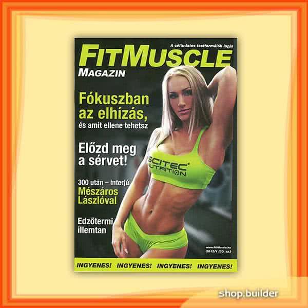 Könyvek/Magazinok FitMuscle - 30. szám