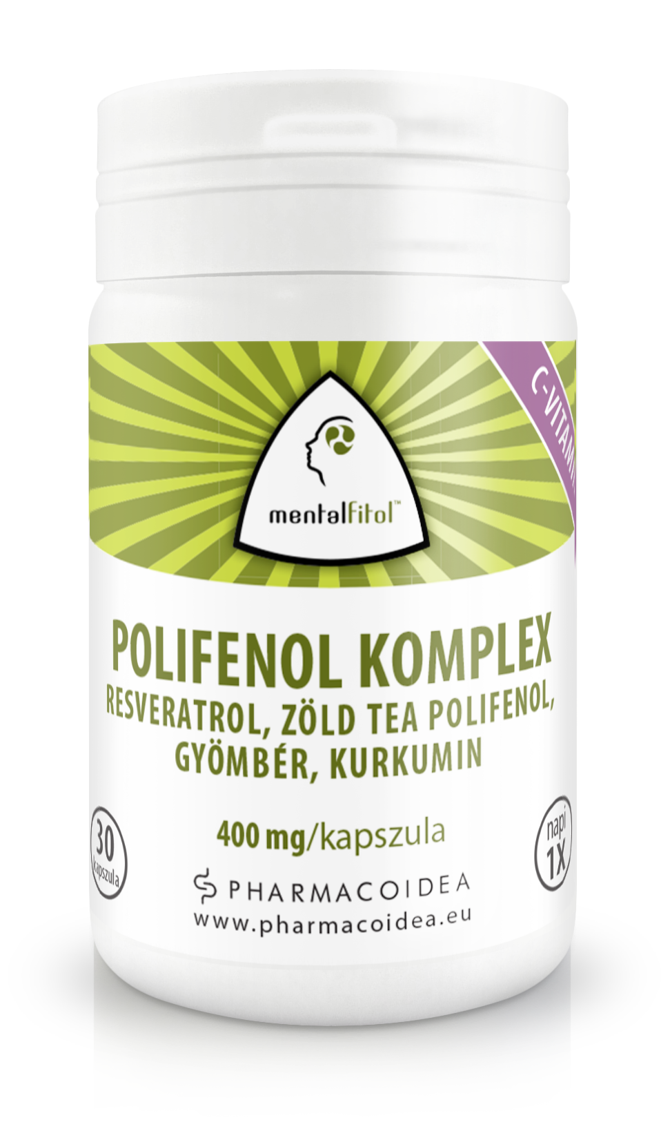 PharmacoIdea Polifenol Komplex 30 kap.