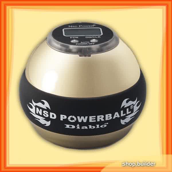 PowerBall Powerball 450Hz Metal Pro Diablo S karerősítő