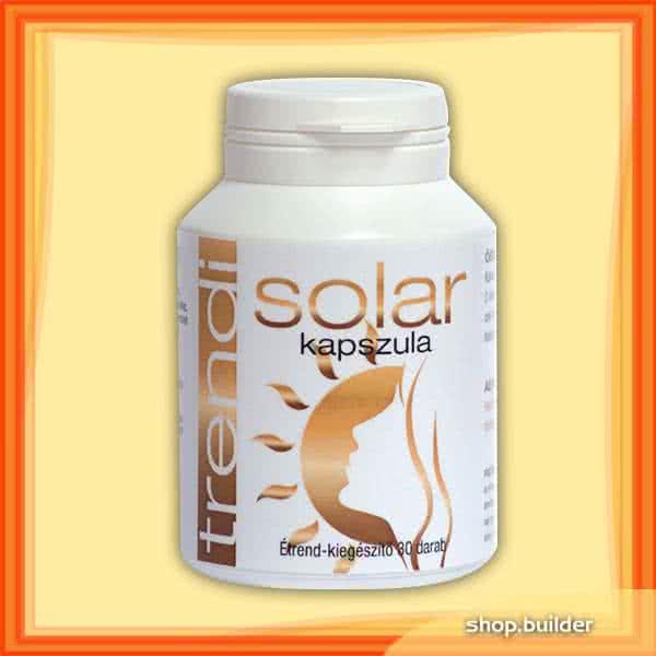 Celsus Trendi Solar 30 kap.