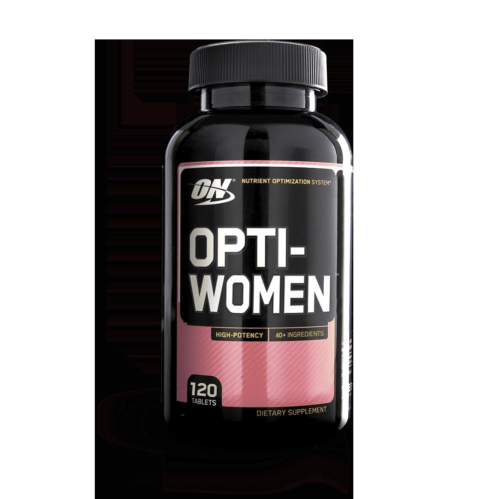 Optimum Nutrition Opti-Women 120 kap.