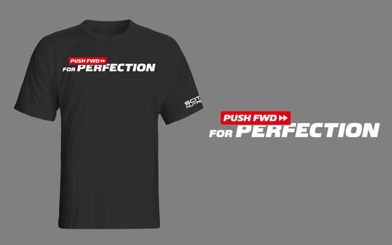 Scitec Nutrition PUSHFWD póló